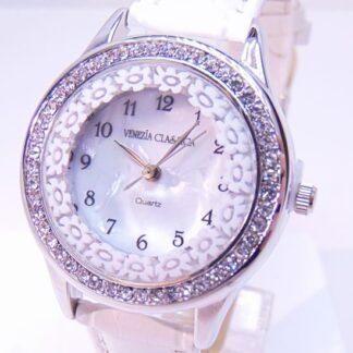 Orologio Venissa Bianco Silver